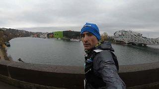 Rodrigo Barbosa cumpriu os 81km da Santélyon2018 em 12 horas