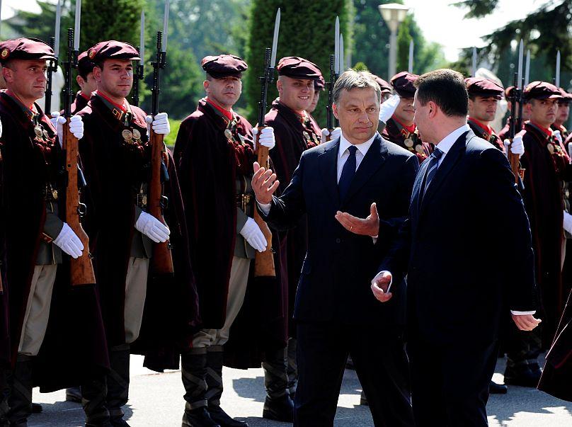 Macedónia a nagyhatalmak érdekeinek metszéspontjában