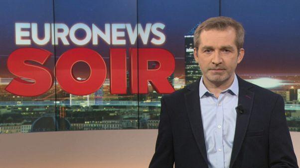 Euronews Soir : l'édition du vendredi 30 novembre 2018