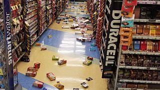 Erős földrengés Alaszkában