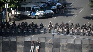 Buenos Aires geht gegen G20 auf die Straße