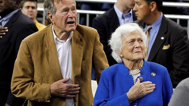 Muere el expresidente de EEUU George H.W. Bush a los 94 años