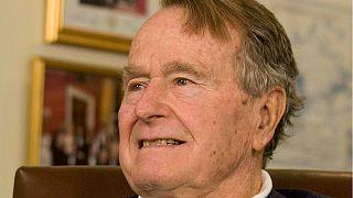 جرج هربرت بوش