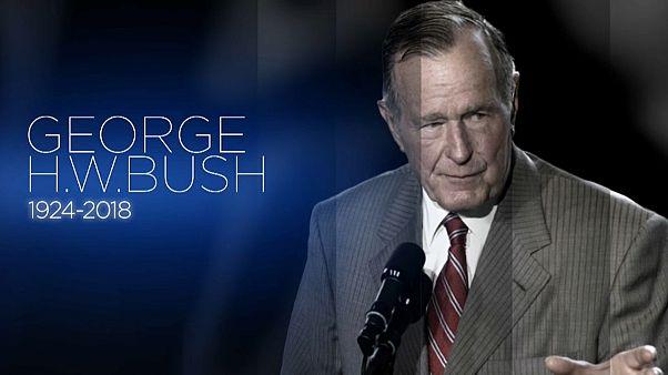 Obituary: George Herbert Walker Bush