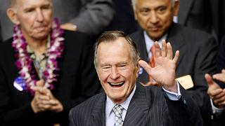 """""""Baba Bush"""" olarak bilinen eski ABD Başkanı George H. W. Bush hayatını kaybetti"""