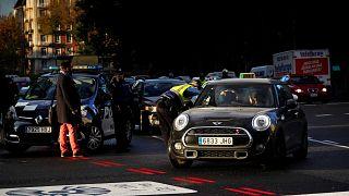 Madrid'de eski dizel araçlar yasaklanıyor