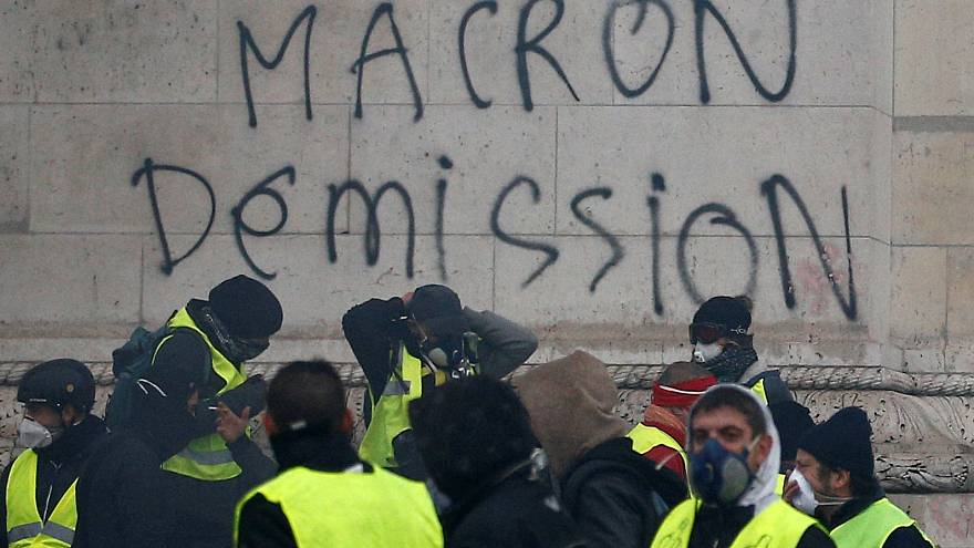 The State of the Union: Yellow Vests and Green goals