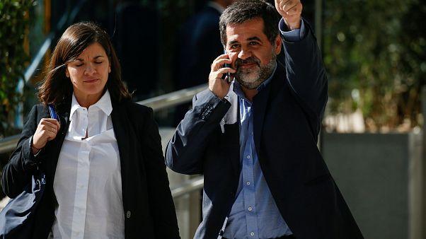Katalán politikusok kezdtek éhségsztrájkot