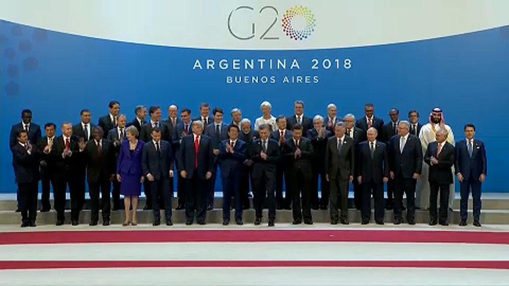 G20: в друзьях согласье есть?