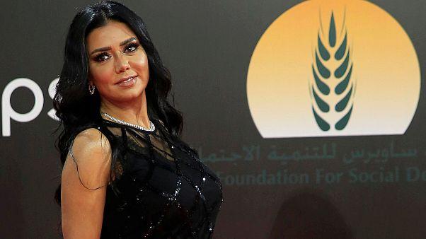 Mısırlı kadın oyuncu Rania Yusuf