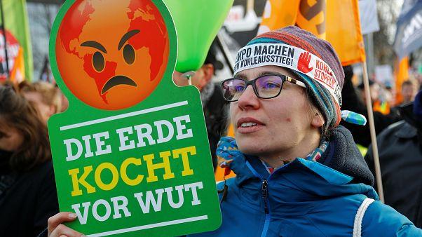 36.000 bei Stopp-Kohle-Demos in Köln und Berlin