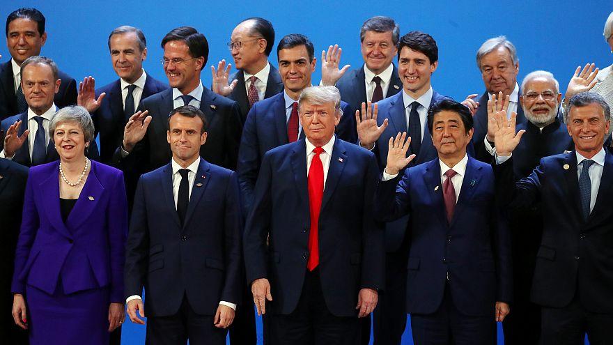 G20 sonuç bildirgesi: Dünya Ticaret Örgütü'ne reform konusunda mutabık kalındı