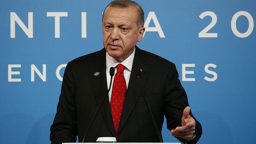 Erdoğan: Suudi Arabistan'ın kendi tezatları ve yalanları ortaya çıktı