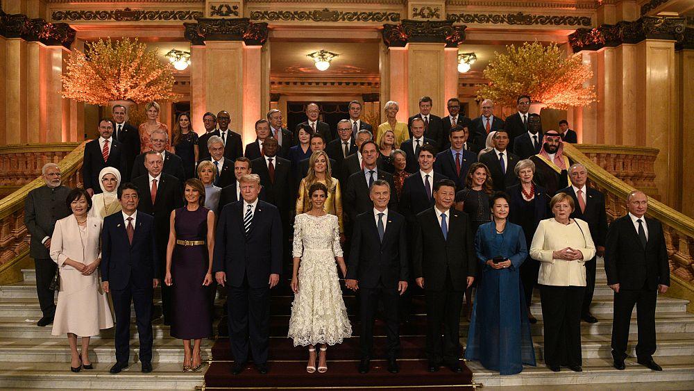 Лидеры G20 договорились реформировать ВТО