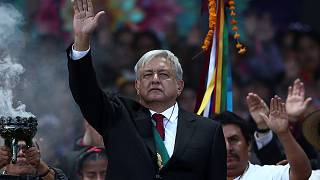 Mexico's new President opens the doors to his home