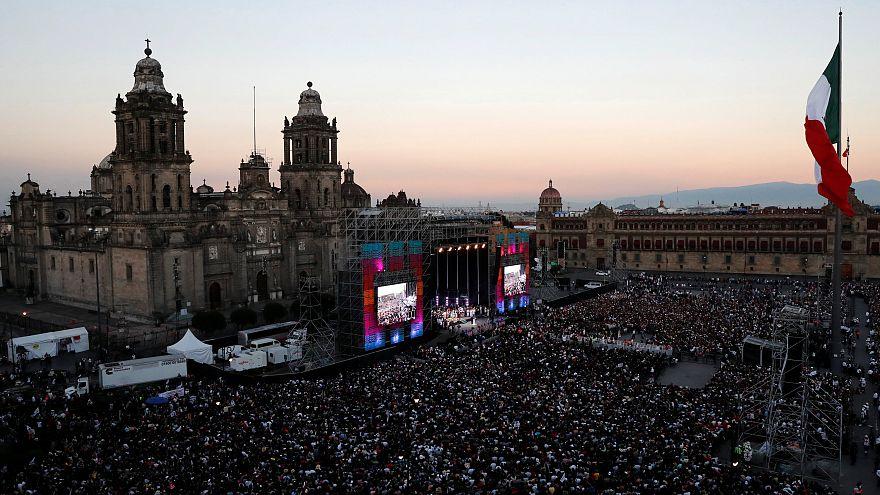 México entra con euforia en la era AMLO