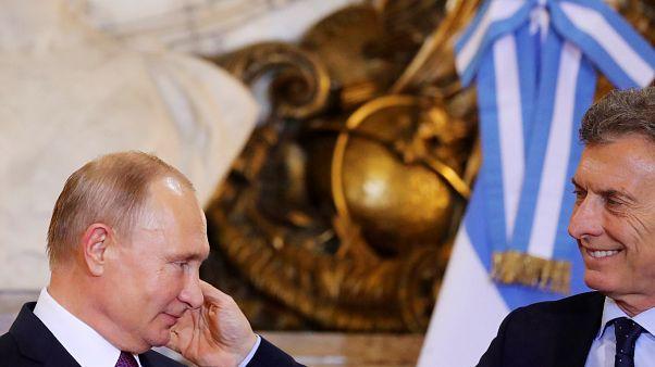 G20-Gipfel geht mit gemeinsamer Abschlusserklärung zu Ende