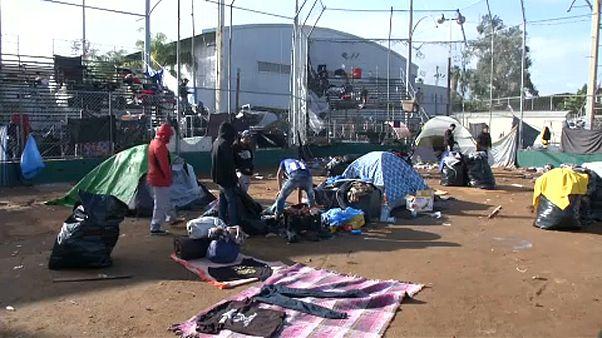 Carovana migrante in Messico, in migliaia di nuovo sfollati