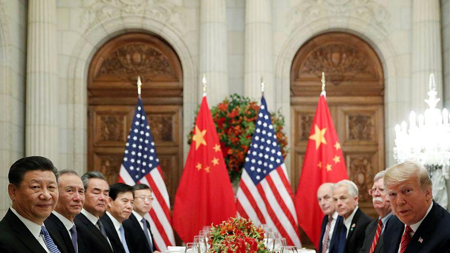 ABD ve Çin arasındaki ticaret savaşında 3 aylık ateşkes kararı