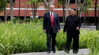 ترامب يرجح أن يلتقي مع زعيم كوريا الشمالية أوائل 2019