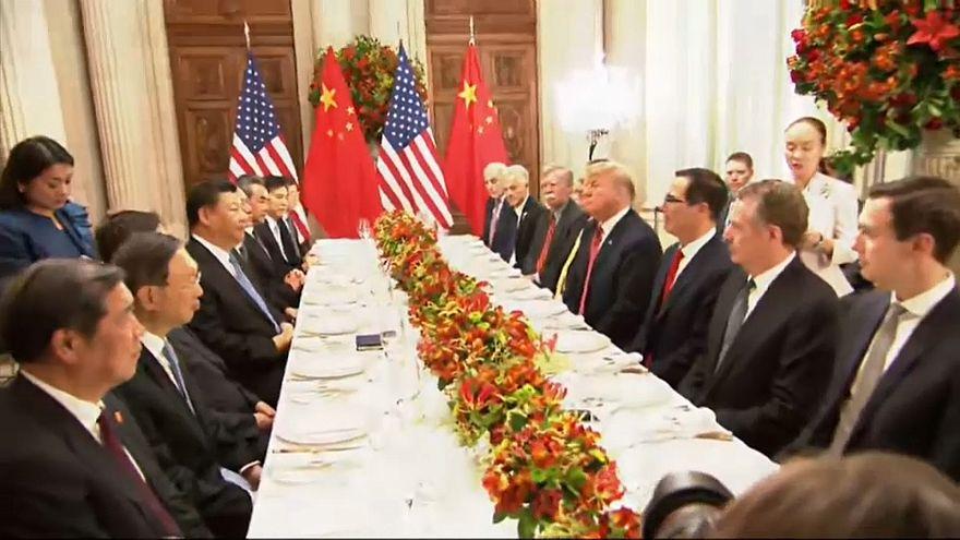 EE.UU y China se dan una tregua para acabar con la guerra comercial