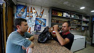 مغازه الکلفروشی در عراق