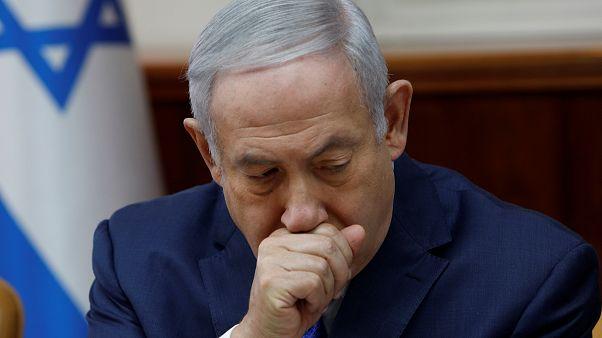 Újabb vádemelési javaslat Netanjahu ellen