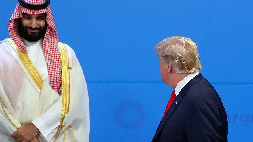 Riyad'dan ABD Senatosu'ndan geçen Kaşıkçı tasarısına sert tepki