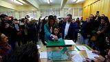 Cae la participación 4 puntos a las 14:00 en las elecciones andaluzas