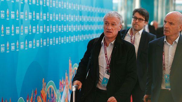 Euro 2020 : les Bleus affronteront l'Islande et la Turquie pour se qualifier