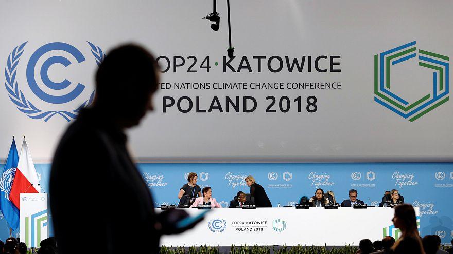 Début de la COP24 en Pologne, un souffle urgent pour le climat