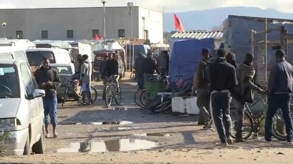 Gioia Tauro: divampa un incendio e muore un diciottenne del Gambia