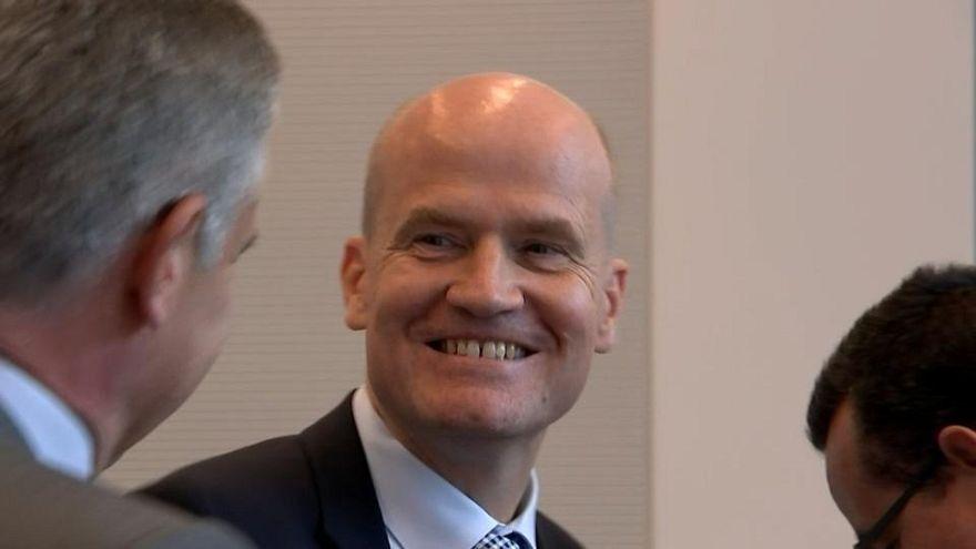 Ralph Brinkhaus vence liderança do grupo parlamentar CDU-CSU