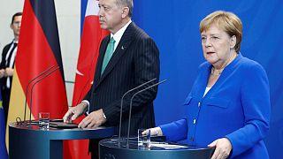Berlim exige libertação de jornalistas detidos na Turquia