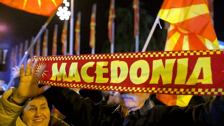 Macedónia do Norte: Bruxelas considera referendo à mudança do nome um sucesso
