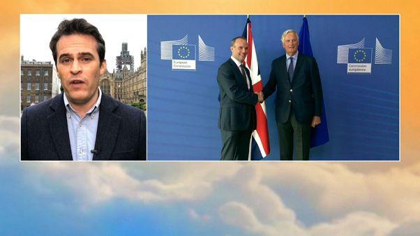 Dominic Raab explose son planning pour le Brexit