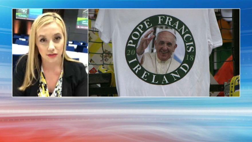 Accueil mitigé pour le Pape en Irlande