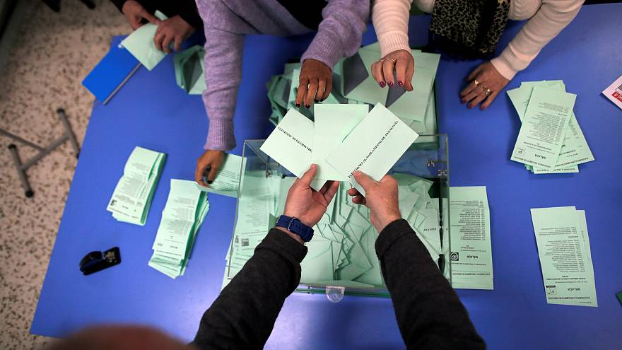 Spain's far-right to enter regional parliament for first time in decades- preliminary results