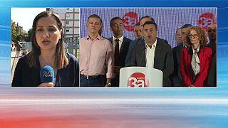 FYROM : Zaev poursuit malgré la faible participation