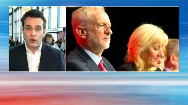 Jeremy Corbyn prône la voie verte