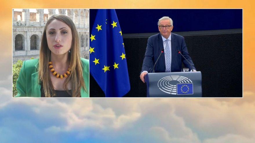 Le discours sur l'état de l'Union vu d'Italie