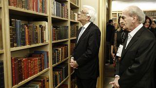 Εγκαινιάστηκε η βιβλιοθήκη της ΕΣΗΕΑ