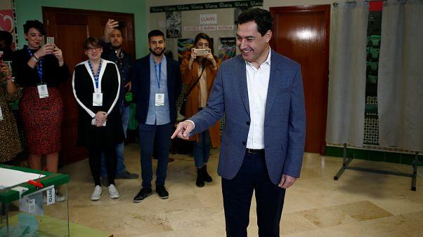 Андалузия: социалисты теряют позиции