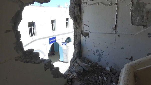 Die Vereinten Nationen fliegen 50 verletzte Rebellen aus dem Jemen aus