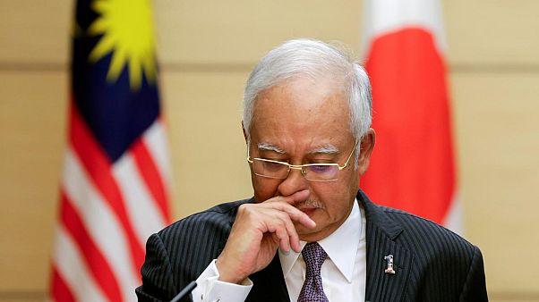 Malezya Eski Başbakan Necip Rezak