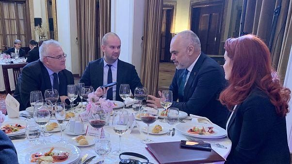 Έντι Ράμα: Σύντομα συνάντηση με τον Έλληνα πρωθυπουργό