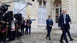 El Gobierno francés afronta la crisis de los chalecos amarillos