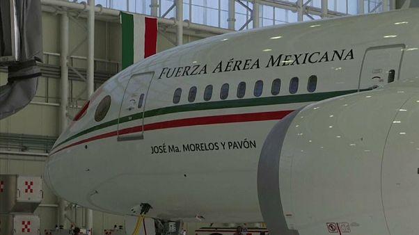 شاهد: حرصا على التقشف.. طائرة رئاسية للبيع قريبا في المكسيك .. فهل من مشترٍ؟