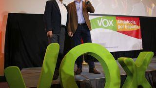 Vox: Реконкиста Андалузии