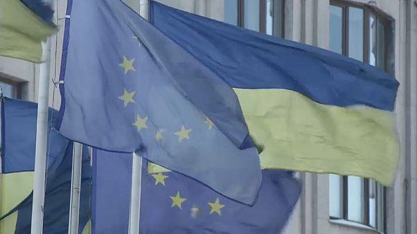 Ucranianos debaixo de tensão
